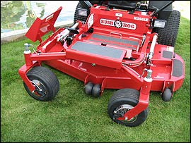 Front Brakes for Zero Turn Mowers